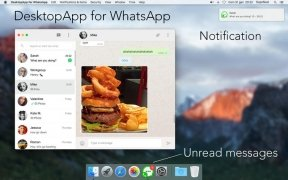 DesktopApp for WhatsApp immagine 1 Thumbnail