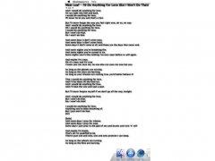 DesktopLyrics bild 1 Thumbnail