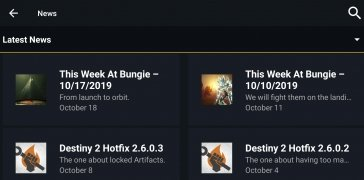 Destiny 2 Companion imagem 7 Thumbnail
