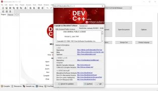 Dev-C++ Изображение 2 Thumbnail