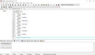 Dev-C++ imagem 3 Thumbnail