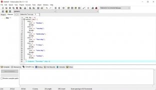 Dev-C++ image 3 Thumbnail