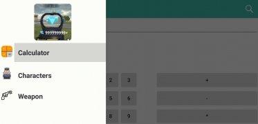 Diamond Calculator para Free Fire imagen 3 Thumbnail