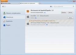 Diccionario Firefox imagen 1 Thumbnail