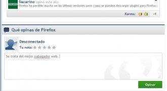 Diccionario Firefox imagen 2 Thumbnail