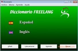 Diccionario Freelang imagen 4 Thumbnail