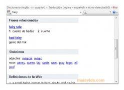Dictionary .NET imagen 4 Thumbnail