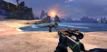 Dino Hunter: Deadly Shores image 1 Thumbnail