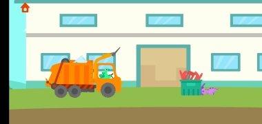 Dinosaur Garbage Truck imagen 1 Thumbnail