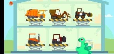 Dinosaur Garbage Truck imagen 3 Thumbnail