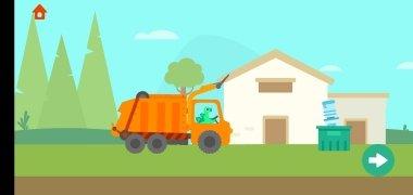 Dinosaur Garbage Truck imagen 4 Thumbnail
