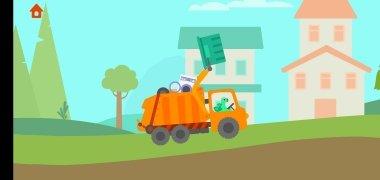 Dinosaur Garbage Truck imagen 5 Thumbnail