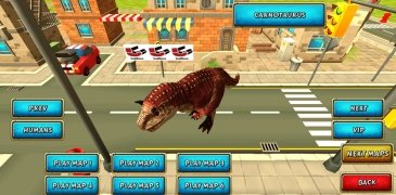 Dinosaur Simulator: Dino World imagen 3 Thumbnail
