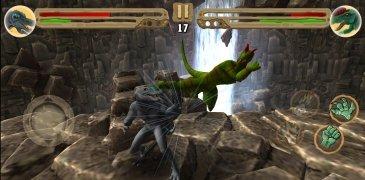 Dinosaurs Free Fighting Game imagen 1 Thumbnail