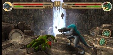 Dinosaurs Free Fighting Game imagen 2 Thumbnail