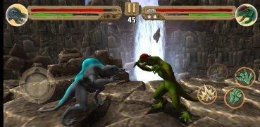 Dinosaurs Free Fighting Game imagen 3 Thumbnail