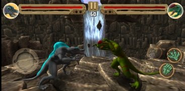 Dinosaurs Free Fighting Game imagen 4 Thumbnail