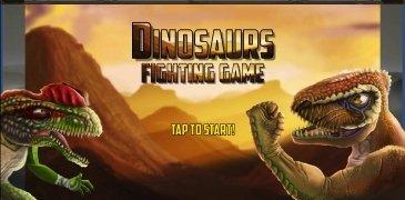 Dinosaurs Free Fighting Game imagen 9 Thumbnail