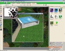 Diseño de Jardines 3D  7.0 Español imagen 2