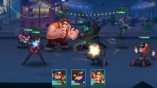 Disney Heroes: Battle Mode imagen 2 Thumbnail