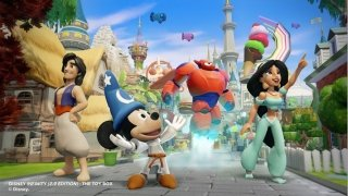 Disney Infinity imagen 2 Thumbnail