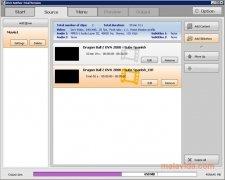 DivX Author imagem 2 Thumbnail