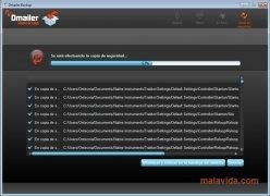 Dmailer Backup immagine 3 Thumbnail