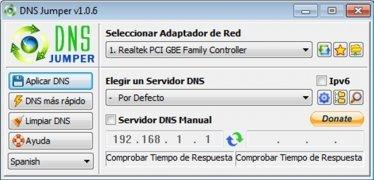 DNS Jumper image 1 Thumbnail