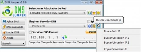 DNS Jumper imagem 4 Thumbnail
