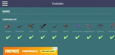 Dododex image 5 Thumbnail