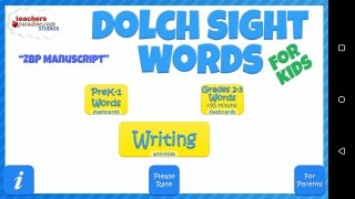 Dolch Sight Words Flashcards imagen 1 Thumbnail