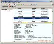 Domain Name Analyzer imagen 1 Thumbnail