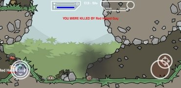 Doodle Army 2: Mini Militia MOD imagen 1 Thumbnail
