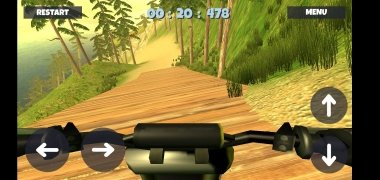 Downhill Bike Simulator imagen 3 Thumbnail