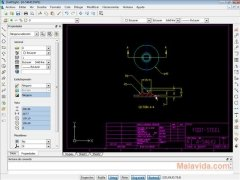 DraftSight imagen 1 Thumbnail
