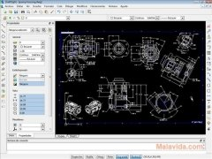 DraftSight imagen 3 Thumbnail