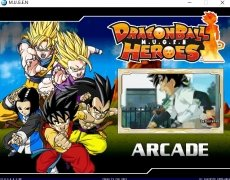 Dragon Ball Heroes image 2 Thumbnail