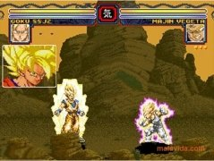 Dragon Ball Z MUGEN image 1 Thumbnail