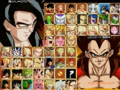 Dragon Ball Z MUGEN imagen 3 Thumbnail