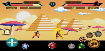 Dragon Ball: Z Super Goku Battle image 4 Thumbnail