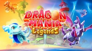 Dragon Mania Legends bild 1 Thumbnail