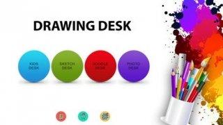 Drawing Desk - Dibujar, Pintar, Garabato, Boceto imagen 1 Thumbnail