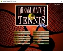 Dream Match Tennis image 2 Thumbnail
