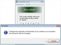 DriveHider imagen 3 Thumbnail