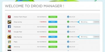 Droid Manager immagine 2 Thumbnail