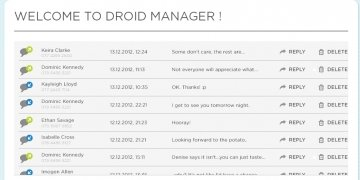 Droid Manager imagen 3 Thumbnail