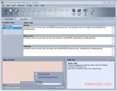 Drop-Down Menu Trees image 3 Thumbnail