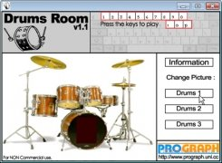 Drums Room imagen 1 Thumbnail