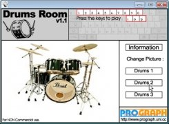 Drums Room 画像 2 Thumbnail