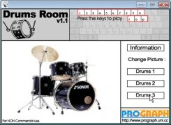 Drums Room 画像 3 Thumbnail
